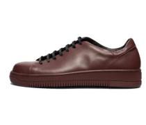 Feather Sport-Kalb-Sneaker lila