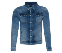 Jeansjacke 'rooster' blue denim