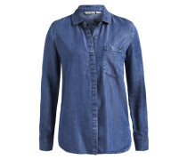 Bluse 'seille' blue denim