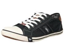Sneakers braun / schwarz / weiß