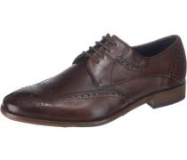 Business Schuhe kastanienbraun
