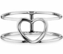Fingerring 'love Herz <3; C7330R/90/00' silber