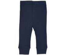 Lange Unterhose nitlongjohn blau