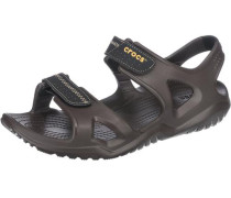 'Swiftwater River' Sandalen braun