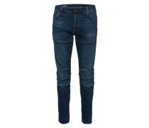 Jeans '5620 3D Slim' dunkelblau