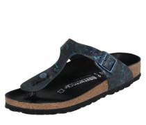 Sandale 'Gizeh' schwarz