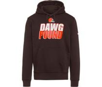 Sweatshirt 'Cleveland Browns'