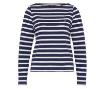 Pullover 'Breton' blau
