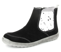 Stiefel 'Valja' schwarz