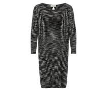Jerseykleid 'Nette' schwarz