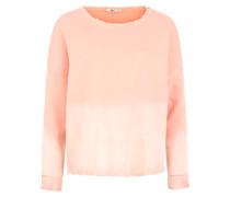 Sweater mit Farbverlauf koralle