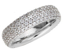 Fingerring Silber Silber Angelina Jprg90549A silber