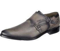 Business-Schuhe taupe