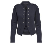 Sweat-Blazer navy