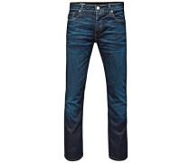Regular fit Jeans Clark Original BL 178 blau