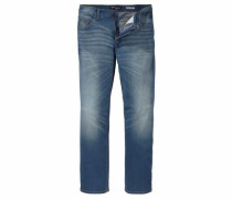 Stretch-Jeans »Willis« blau