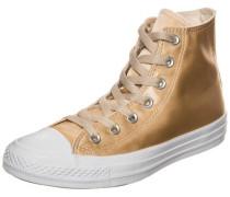 'Chuck Taylor All Star' High Sneaker Damen gold