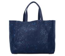 Bols Cuenca Shopper Tasche 48 cm blau