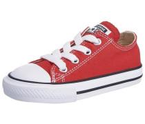 Kinder Sneakers rot / weiß