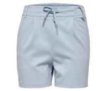 Poptrash-Shorts hellblau