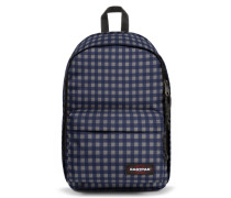 Authentic Collection Back to work Rucksack 43 cm Laptopfach navy / grau