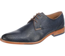 Business Schuhe blau