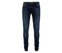 Jeans 'Skinny Lin' blau