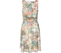 Kleid mischfarben / offwhite