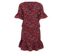 Sommerkleid 'Rosy' mischfarben / rot