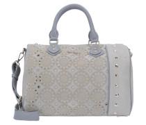 Handtasche 'bols Bowling Calceteiro 31 cm' beige / hellgrau