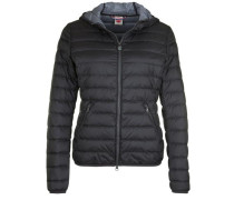 Daunenjacke 'superlight' schwarz