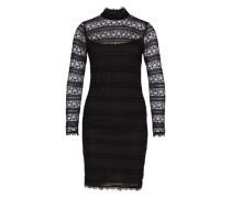 Kleid aus Spitze 'Tania' schwarz