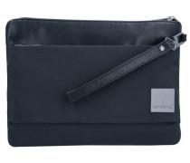 Hip Spuare Clutch Tasche 25 cm schwarz