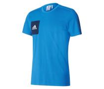 T-Shirt 'Tiro 17 Ay2964' blau