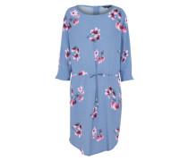 Kleid 'Heffie' blau / lila / flieder