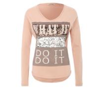 Shirt 'Sparkle' pink