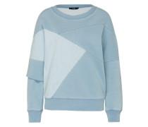 Sweatshirt 'Blee' pastellblau / hellblau