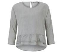 Jeansbluse 'onlHeidi' grey denim