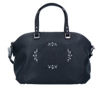 Handtasche 'Lucciola' schwarz