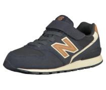 Sneaker beige / blau / navy / weiß