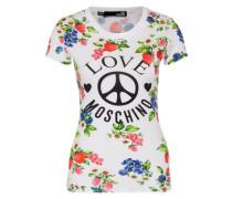 T-Shirt 'Fruttini' weiß