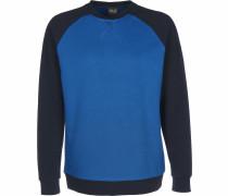 Sweatshirt '365 Crew' blau