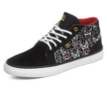 Sneaker 'Council Mid X TR' rot / schwarz / weiß