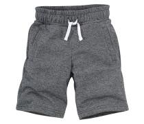 Sweatbermudas für Jungen grau