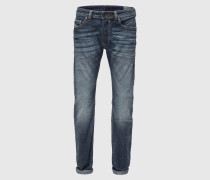 Safado' Jeans Regular Fit 885K dunkelblau