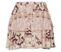Mini-Rock 'with THE Wild RA RA Skirt' braun / rosé
