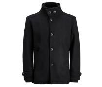 Woll Jacke schwarz