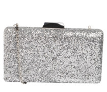 Clutch 'pczussi Party Hard Case' silber