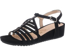 'Betis' Sandaletten schwarz