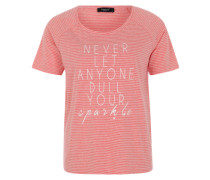 T-Shirt 'pux' pink